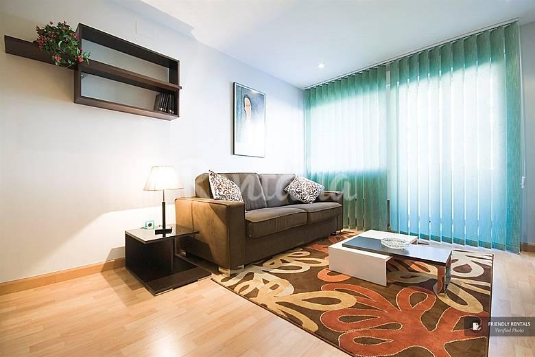 El apartmento nuevos ministerios en madrid madrid for Licencia apartamento turistico madrid