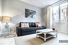 The Olavide III apartment in Madrid A Coruña