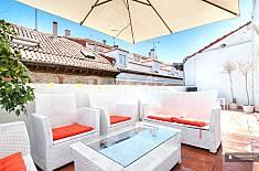 The Little Huertas Attic apartment in Madrid Madrid