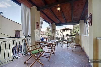 El apartamento Pericle en Florencia Florencia