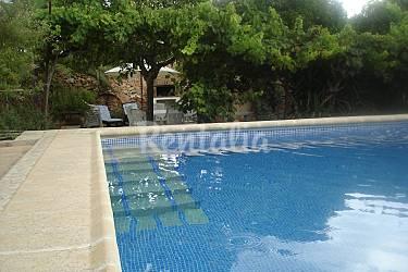 Villa Swimming pool Ibiza Sant Joan de Labritja Cottage