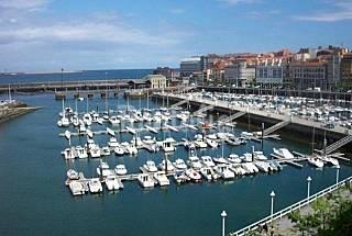 Appartement pour 5 personnes à Gijon centre Asturies