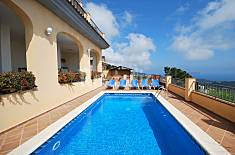 Villa for 8 people at 3 km from the beach Girona