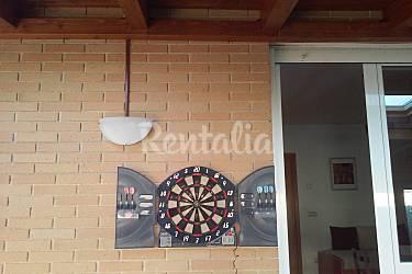 Casa Terraza Navarra Cirauqui Casa en entorno rural