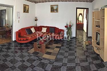 House Living-room São Miguel Island Ponta Delgada Cottage