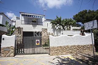 Casa en alquiler en 1a línea de playa Tarragona