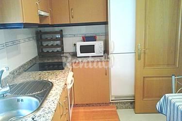 Apartment Kitchen Pontevedra Sanxenxo-Sangenjo Apartment