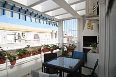 Ático con chimenea en el centro de Torrevieja Alicante