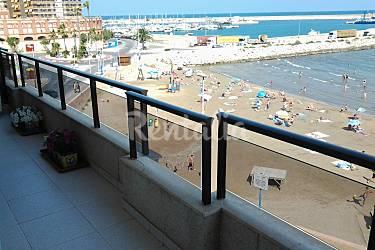 1 l nea playa con terraza y garaje vinar s castell n for Garaje castellon