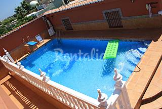 Villa for rent only 700 meters from the beach Granada