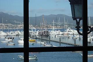 Preciosos estudios a 20 metros del mar Pontevedra