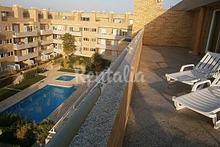 Apartment with 1 bedrooms only 30 meters from the beach Aveiro