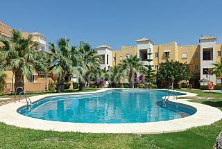 Apartamento para 2-3 personas a 100 m de la playa Almería