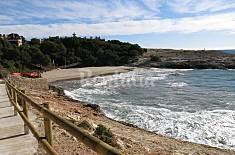Casa para 6 personas a 10 metros de la playa. Tarragona