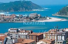 Apartamento de 3 habitaciones a 300 m de la playa Asturias