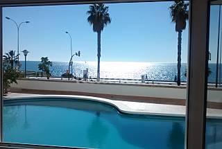 Apartamento en Málaga capital frente al mar Málaga