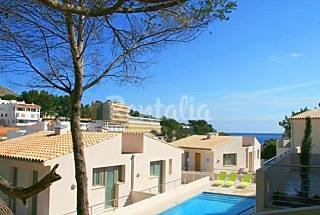 House for rent only 50 meters from the beach Majorca