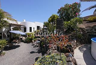 Huis te huur op 7 kilometer van het strand Lanzarote