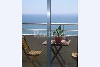 Apartamento para 2-3 personas en 1a línea de playa Girona/Gerona