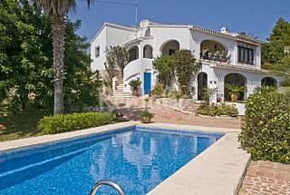 Villa de La Bruja para 4 personas, vistas Alicante