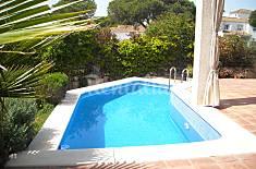 La Cabaña El Rompido- Villa de 3 habitaciones a 500 m de la playa Huelva