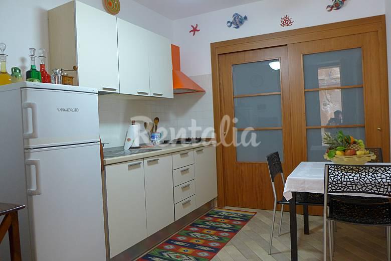 Appartamento in affitto a 400 m dalla spiaggia Trapani