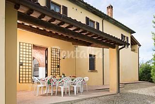 Haus mit 4 Zimmern mit Pool Pisa