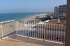 Apartamento de 4 habitaciones en 2ª línea de playa Valencia