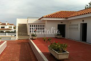 4 Apartments on the beach front line Huelva