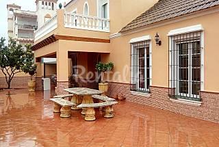 Casa para 9 personas a 50 m de la playa Cádiz