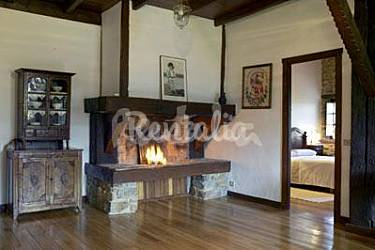 5 Interior del aloj. Vizcaya/Bizkaia Ea Casa en entorno rural