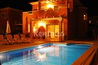 Villa for rent with swimming pool Murcia