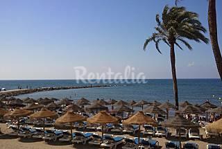 Appartement pour 4-6 personnes à 30 m de la plage Malaga