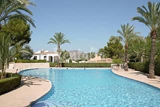 Apartamento para 4 personas a 7 km de la playa Alicante
