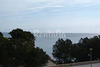 Casa en alquiler en 1a línea de playa para 10 pers Tarragona