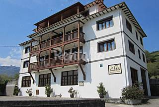 8 Apartments for rent 12 km from the beach Asturias