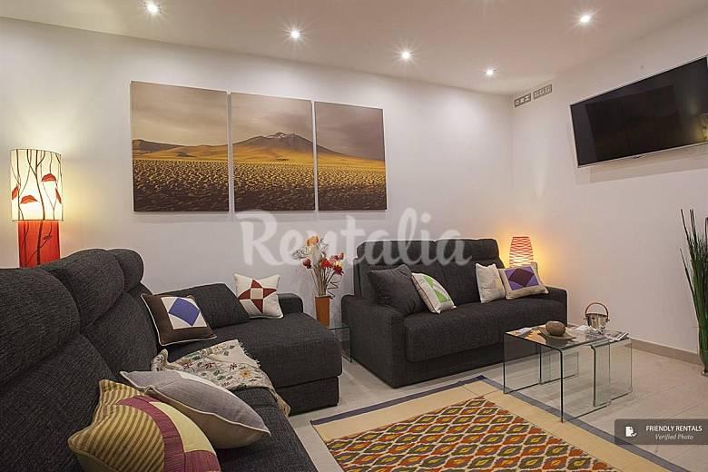 El apartamento salamanca confort i en madrid madrid for Licencia apartamento turistico madrid