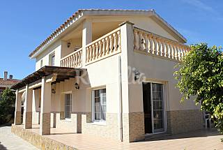 Villa de 4 chambres à 300 m de la plage Tarragone