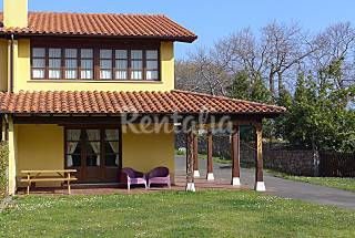 Maison en location dans un club de golf Asturies