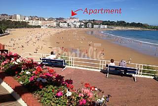 Apartamento para 6-7 personas en Santander centro Cantabria