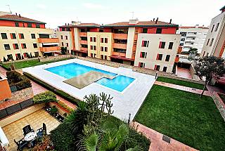 Apartment with 3 bedrooms in 500 m. from the sea Girona