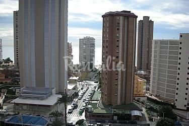 11 Vistas desde la casa Alicante Benidorm Apartamento