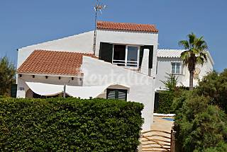 Villa for rent 1 km from the beach Minorca