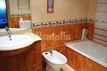 Appartements Salle de bains Castellón Oropesa del Mar/Orpesa Appartement