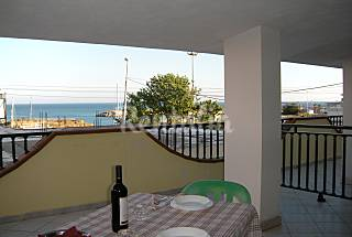 Apartment for rent only 300 meters from the beach Crotone