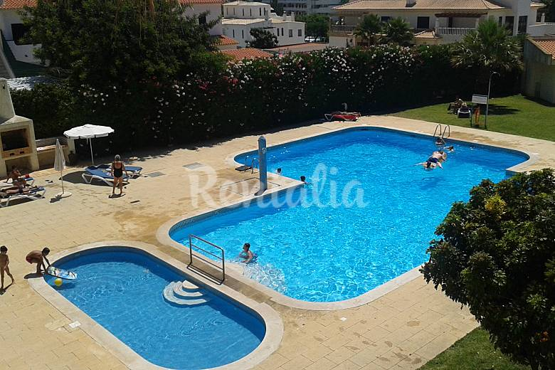 Apartment with pool, garden and restaurant Algarve-Faro