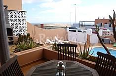 Maison de 3 chambres à 1500 m de la plage Fortaventure