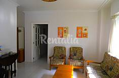 Apartamento en alquiler en 1a línea de playa Pontevedra