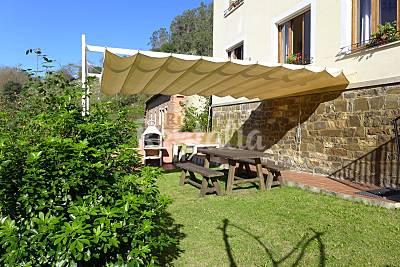 Casa en alquiler a 11 km de la playa Asturias