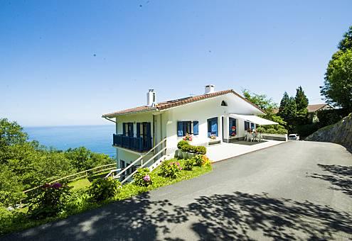 Casa per 10-11 persone a 3000 m dal mare Guipúzcoa
